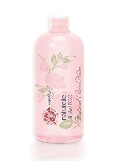 Farmasi Naturelle Gül Suyu Özlü Canlandırıcı Şampuan-375Ml Renksiz
